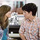 Nicole Gale Anderson and Nick Jonas in Jonas (2009)