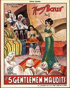 Watch latest online movies Les cinq gentlemen maudits France [mts]