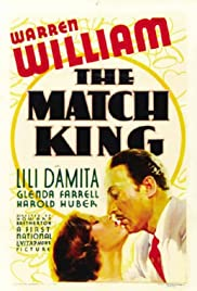 The Match King Poster