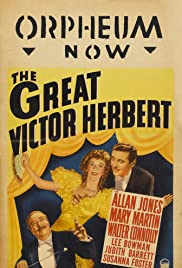 The Great Victor Herbert Poster