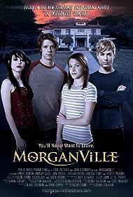 Amber Benson, Ben Easter, Haileigh Todd, and Jordan Farris in Morganville: The Series (2014)