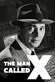 The Man Called X Poster