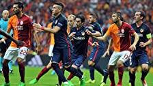 Group Stage: Galatasaray vs. Atletico Madrid
