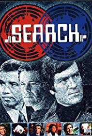 Anthony Franciosa, Doug McClure, and Hugh O'Brian in Search (1972)