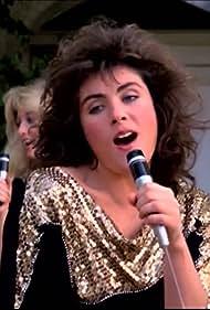 Laura Branigan in Automan (1983)
