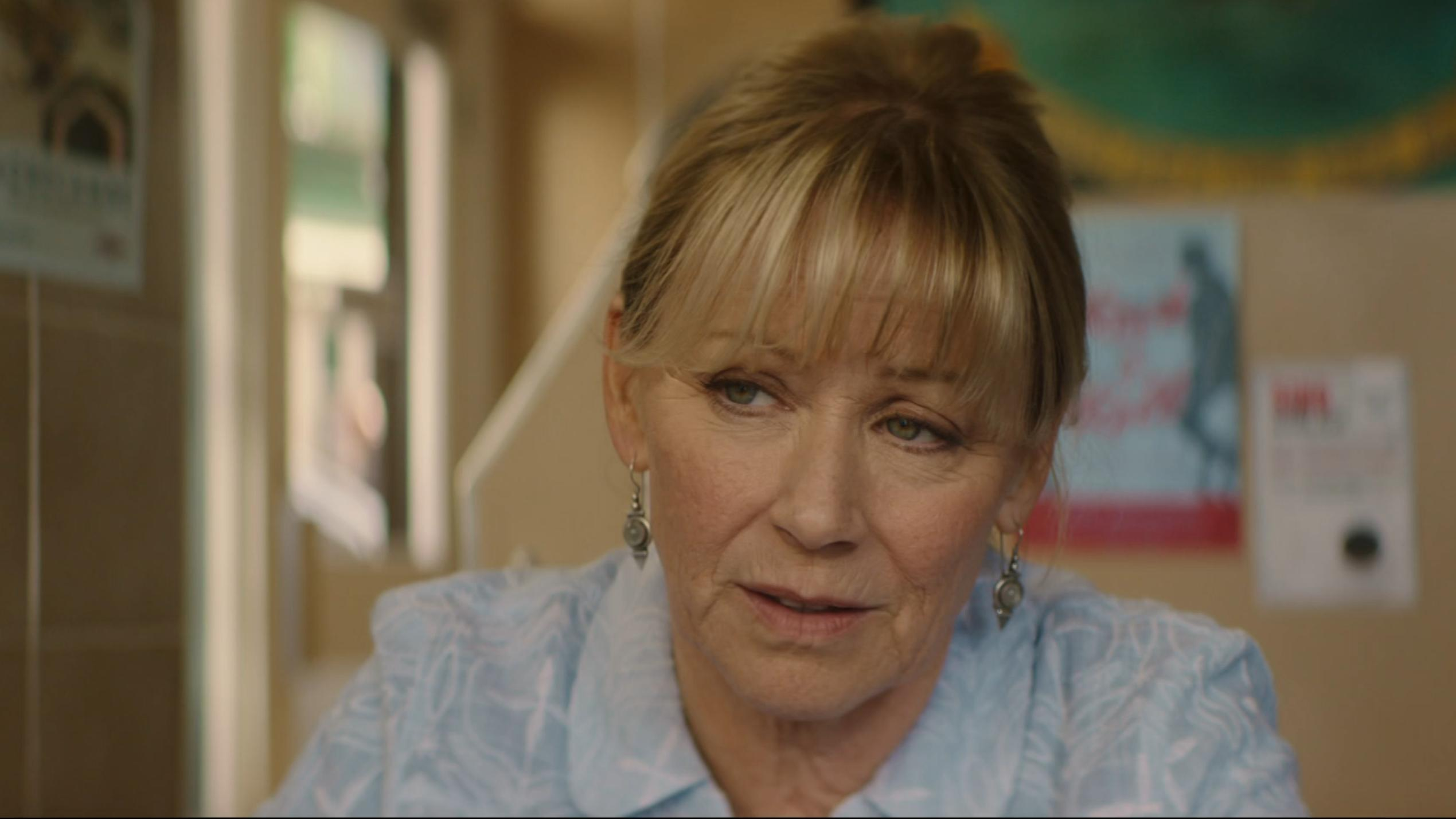 Lindsey Coulson in The Bay (2019)
