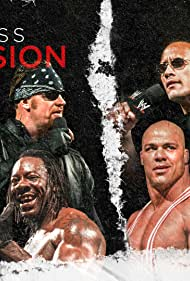 Kurt Angle, Mark Calaway, Adam Copeland, Booker Huffman, Dwayne Johnson, and Paul Wight in WWE Ruthless Aggression (2020)