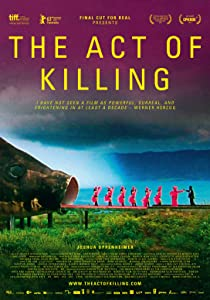 English movie latest download The Act of Killing [WEBRip]