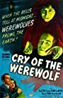 Cry of the Werewolf (1944) Poster