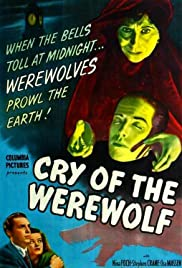 Cry of the Werewolf (1944) Poster - Movie Forum, Cast, Reviews