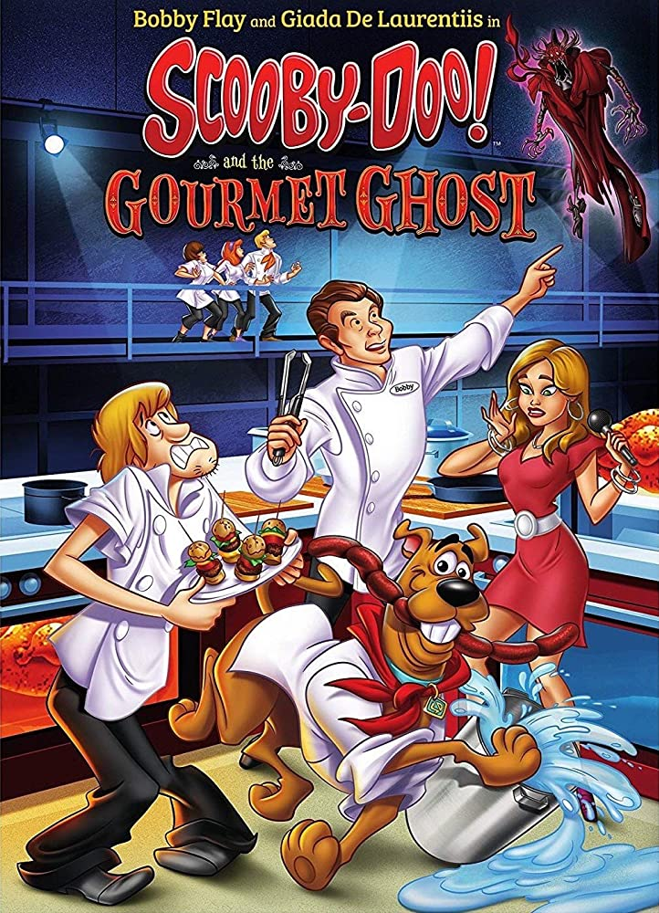 Scooby-Doo! and the Gourmet Ghost 2018 Full Animation Bluray HD and Full HD  | 480p – 720p | Download With Esub