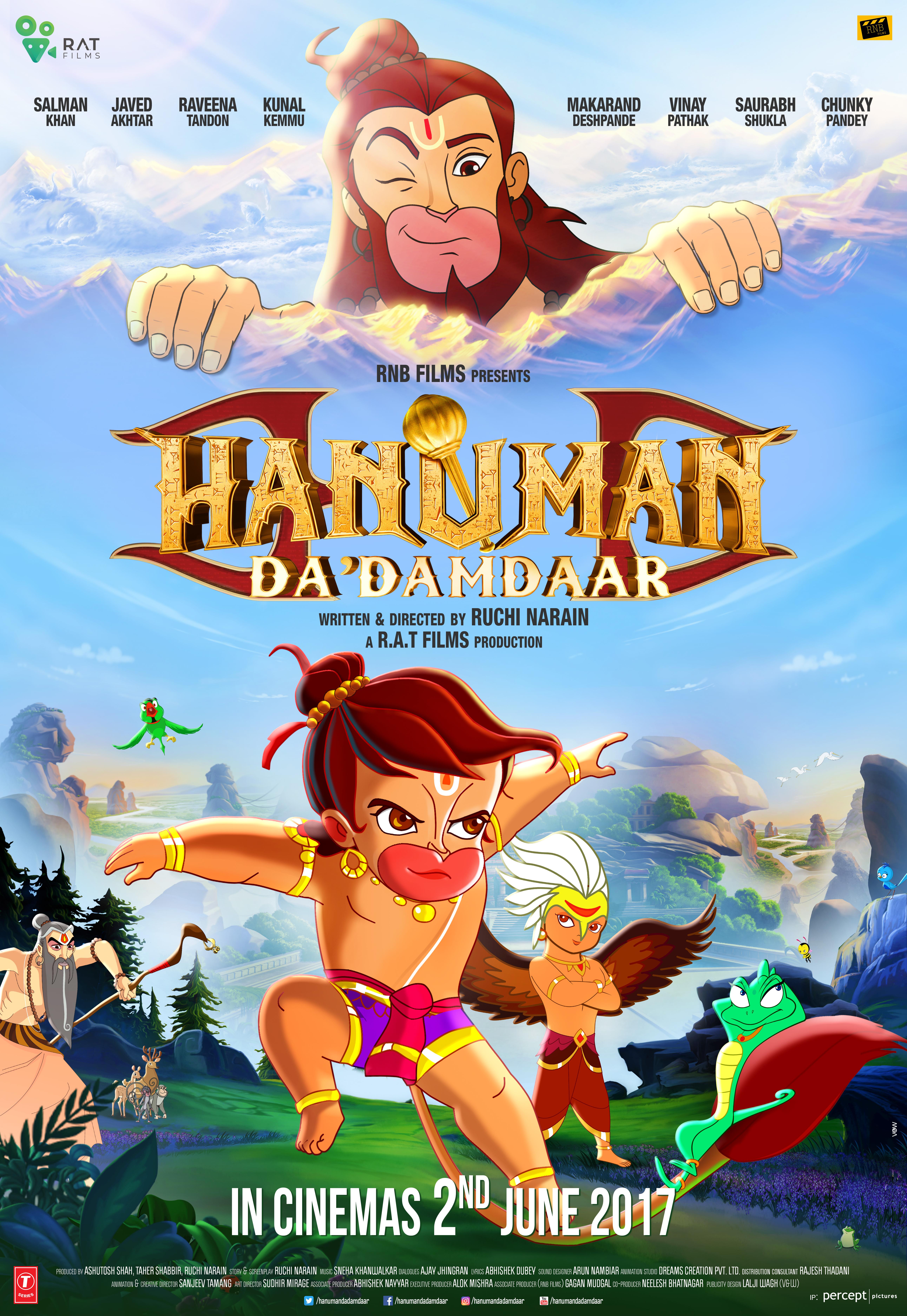 Hanuman Da' Damdaar (2017)