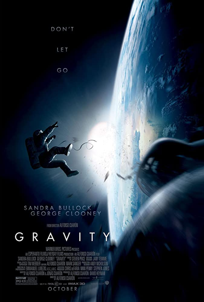 Gravity (2013) 720p Blu-Ray (Hindi 5.1- English 5.1) Download & Watch Online