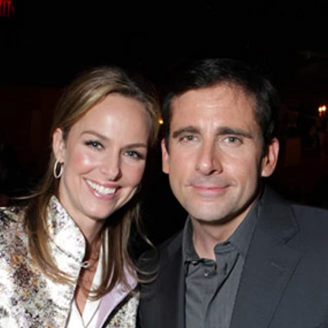 Melora Hardin and Steve Carell at an event for Dan in Real Life (2007)
