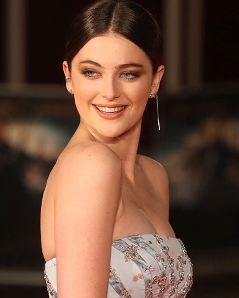 Millie Brady at event for Pride and Prejudice and Zombies
