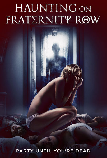 18+ Haunting on Fraternity Row 2018 English 320MB HDRip Download