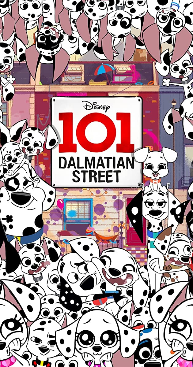 Download 101 Dalmatian Street or watch streaming online complete episodes of  Season1 in HD 720p 1080p using torrent