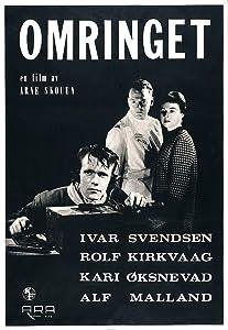 Omringet Arne Skouen