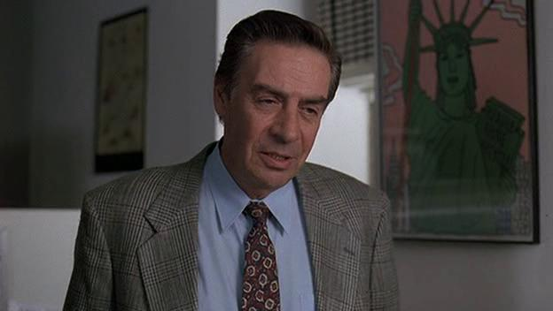 Jerry Orbach in Law  Order 1990
