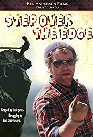 Step Over the Edge Poster