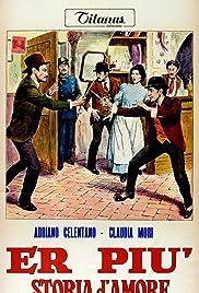 Er più: storia d'amore e di coltello Poster
