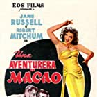 Robert Mitchum and Jane Russell in Macao (1952)