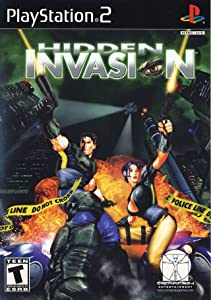 New english movie trailers download Hidden Invasion [720x400]