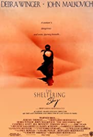 The Sheltering Sky (1990) Poster - Movie Forum, Cast, Reviews