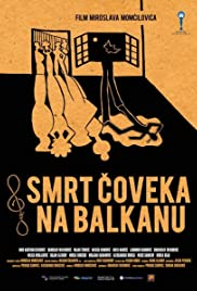 Death of a Man in the Balkans Poster