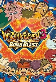 Inazuma Irebun 3: Sekai e no Chousen: Bomber Poster