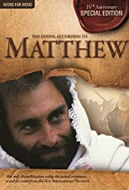 The Visual Bible: Matthew Poster