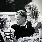 Shirley Temple, Sidney Blackmer, and Marcia Mae Jones in Heidi (1937)