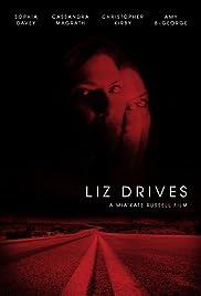Liz Drives Poster