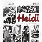 Heinrich Gretler, Isa Günther, Thomas Klameth, and Elsbeth Sigmund in Heidi (1952)