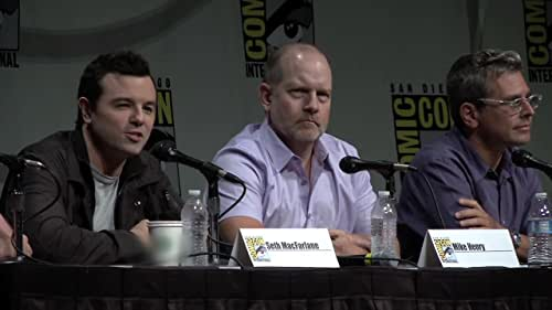 The Cleveland Show: Cc 2012 Panel