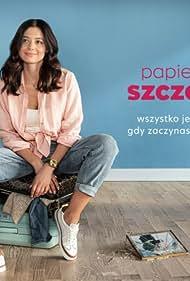 Adriana Kalska in Papiery na szczescie (2021)