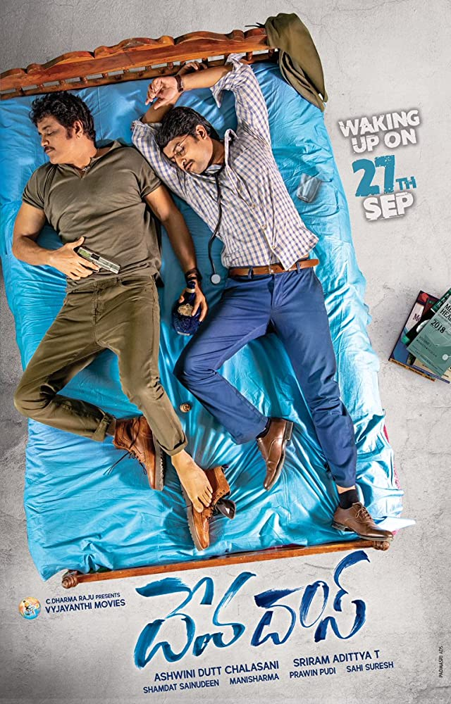 Don Aur Doctor (Devadas) (2018) Hindi+Telegu [Dual Audio] 720p HDRip   Download   Watch Online   Direct Links   GDrive