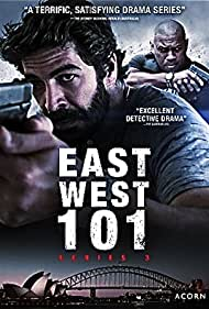 Don Hany and Aaron Fa'aoso in East West 101 (2007)