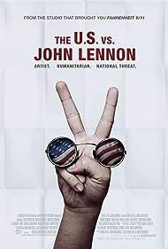 John Lennon in The U.S. vs. John Lennon (2006)