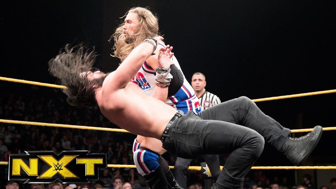 Countdown to WWE NXT TakeOver: Orlando, Florida