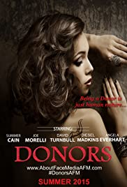 Donors Poster