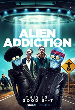 Alien Addiction (2018) Full Movie HD