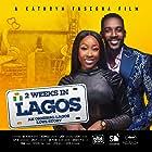 Beverly Naya and Mawuli Gavor in 2 Weeks in Lagos (2019)