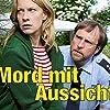 Caroline Peters and Bjarne Mädel in Mord mit Aussicht (2008)