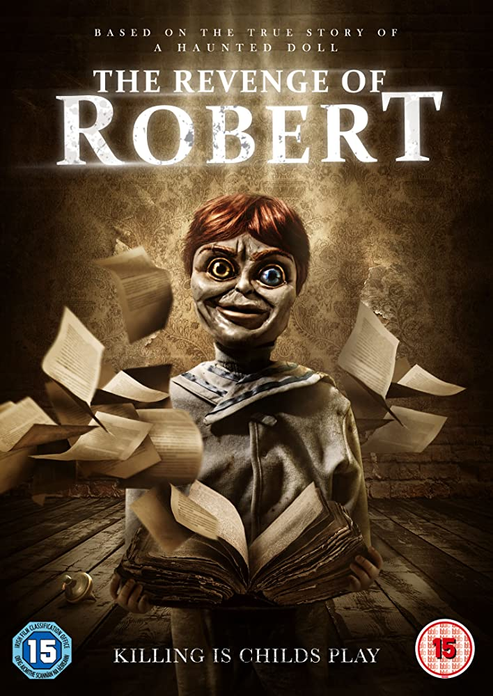 The Revenge of Robert The Doll 2018 Hindi Dual Audio 720p HDRip ESubs 800MB x264 AAC