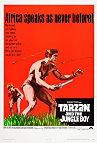 Tarzan and the Jungle Boy (1968) Poster - Movie Forum, Cast, Reviews