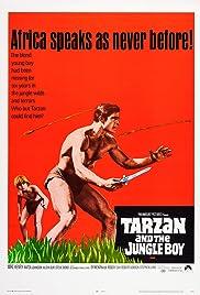 Tarzan and the Jungle Boy Poster