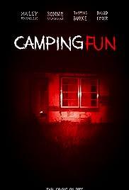 Camping Fun Poster