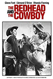The Redhead and the Cowboy(1951) Poster - Movie Forum, Cast, Reviews