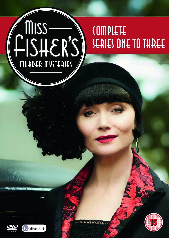 Miss Fisher's Murder Mysteries (TV Series 2012– ) - IMDb